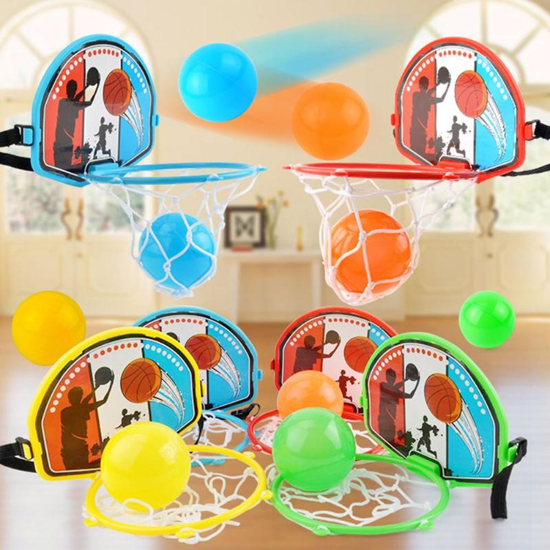 Basketball Game Toy Mini DesktopTabletop Kids Portable Folding Basketball Shooting Game Set for Indoor Outdoor Fun Sports