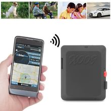 New 1 Set Mini GSM Locator With Camera Monitor Video Tracker Real Time Tracking and Listening GPS Tracker with SOS Button X009