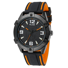 Brand Big Dial Cartoon-Watch Protect Hot Movie Hero Design Men Wristwatch Sport Waterproof Silicone Band Boy Children Watches