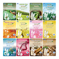 Korea JEJU FARM Jeju Farm Mask 3pcs Korea Face Mask Natural Plant Extracts Skin Care Whitening Moisturizing Facial Mask 12 Kinds