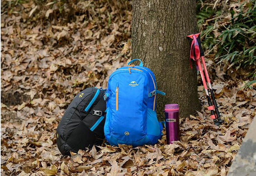 ФОТО NaturehikeOutdoor Hiking Backpack 30L mountaineering bag men and women 30 liters camping backpack
