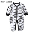 2017 New Baby Romper Cotton Baby Boy Girl Clothes Romper Newborn Baby Clothes
