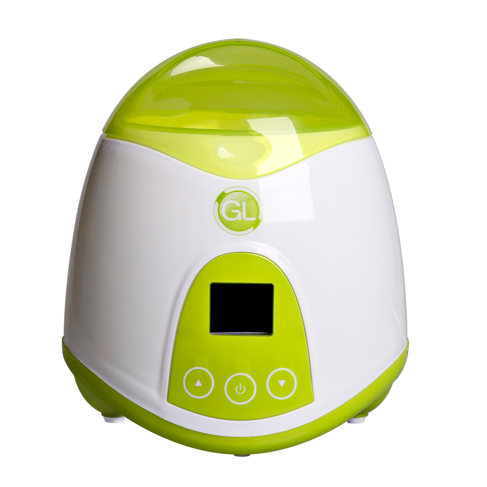 3 in 1 Multifunctional Baby Bottle & Food Warmer Sterilizers,LCD Display Screen Intelligent Heating Insulation