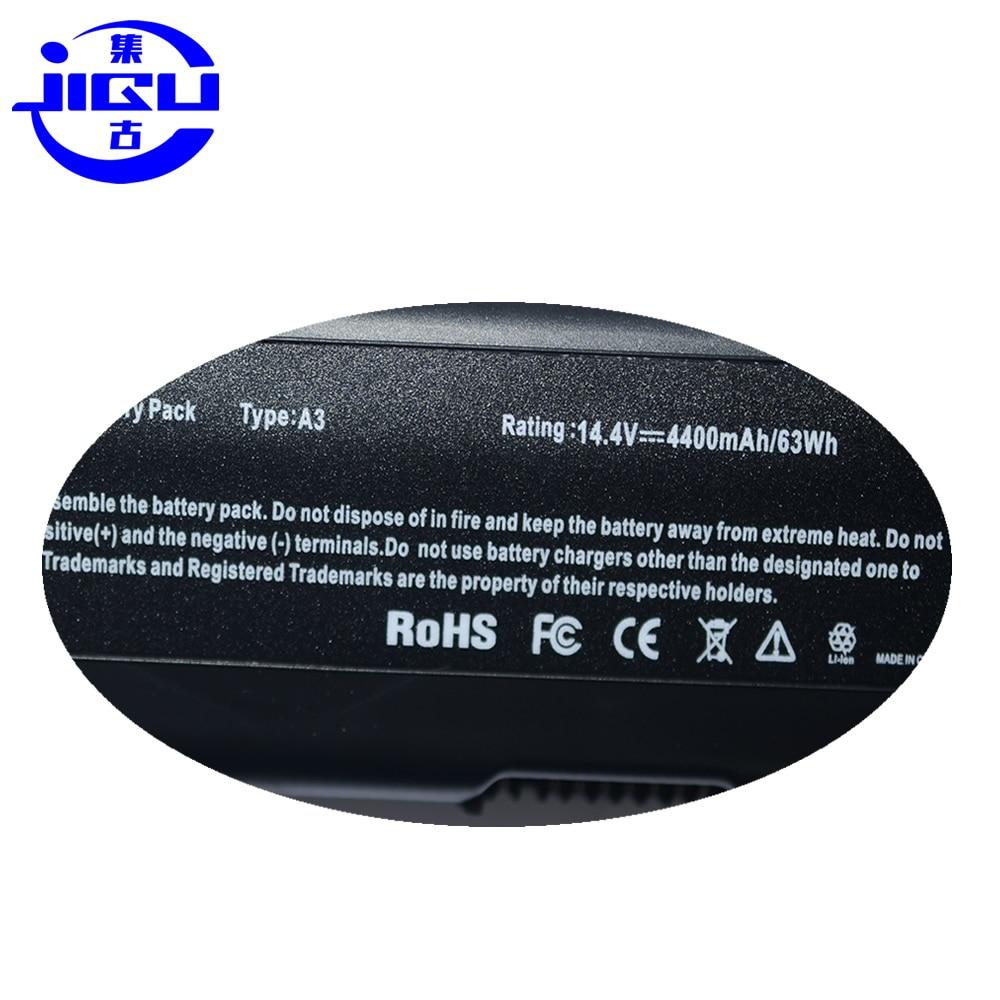 JIGU Замена Аккумулятор для ноутбука ASUS G1 серии G1S G2 G2K G2P G2Pb G2Pc G2S G2Sg Z91 Z9100 Z9100E Z9100ER Z9100G Z9100L
