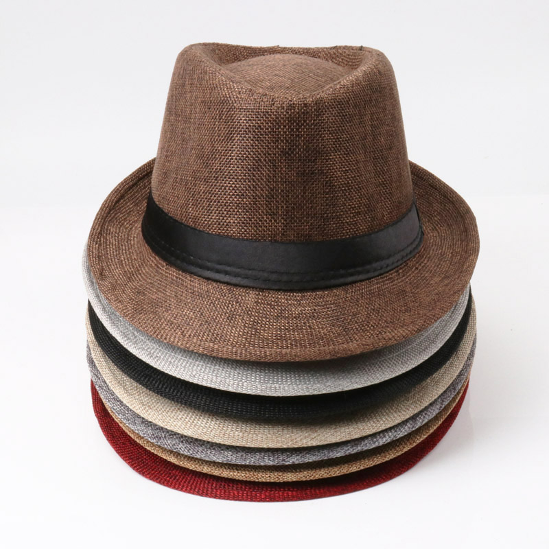 ce14c2a46f6 Wholesale Summer Visor Western Straw Cowboy Hats For Men Women Cappello  Cowboy Sombrero Hombre Casual Fashion