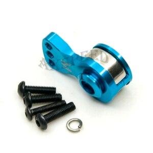 Зуб AXSPEED 18 мм 25 T, полусервопривод для радиоуправляемого автомобиля 1/8, 1/10, FUTABA/SANWA/TACTIC/ACOMS/TAMIYA/AITEC/TRAXXAS/SAVOX