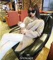 Pure mink cashmere mulheres 100% mink cashmere casacos de inverno atacado varejo tamanho grande frete grátis FS125