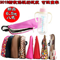 Baby Multicolor Thermal Feeding Bottle Warmers Mummy Tote Bag Hang Stroller cloth aluminium film Insulation Bag