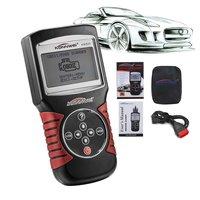 Новый KW820 OBDII EOBD автомобильной диагностики неисправностей сканер тестер автомобиль код читателя OBD2 инструмент диагностики универсальный д...
