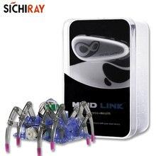 Игровой контроллер EEG Brainlink, гарнитура, носимые устройства EEG, Обучающие игрушки Brainlink, игры для здоровья и фитнеса