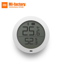 Original Xiaomi Mijia Bluetooth Hygrothermograph High Sensitive LCD Screen Hygrometer Thermometer Sensor Xiaomi Smart Home Kits