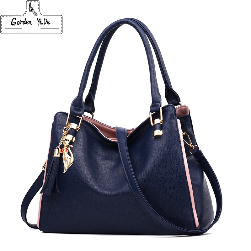 Women Messenger 2019 New Tide Female Top-handle Bag Girls Simple Shoulder Bags Women Handbags for Lady Totes Fashion Party PackWomen Messenger 2019 New Tide Female Top-handle Bag Girls Simple Shoulder Bags Women Handbags for Lady Totes Fashion Party Pack