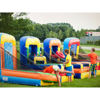 PVC inflatable sports inflatable playground inflatable basketball backboard