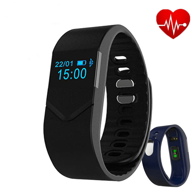 Blood Pressure Blood Oxygen Smartband Heart Rate Monitor M5 Bluetooth font b Smart b font Band