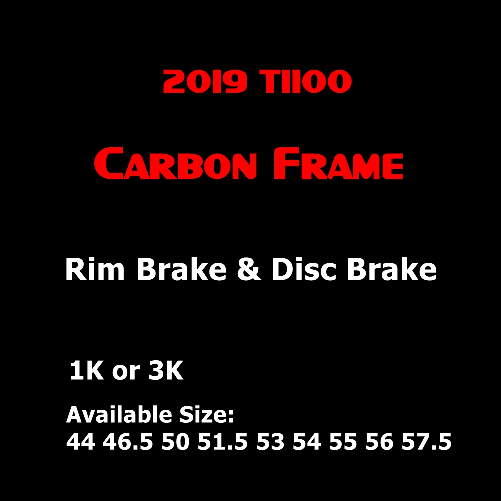 Ultra Light 1k 3k team rim brake or disc brake Carbon Road Bike Frame Racing Bicycle Frame+Fork+Seat Post+Handlebar frameset