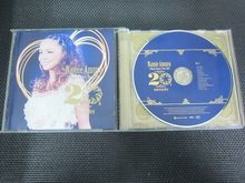 Japanese Music CD Disc, Namie Amuro Female Singer, Major Domes Tour 2012 20th anniversary concert, Pop Song Music Book 2 CDs Use(China)