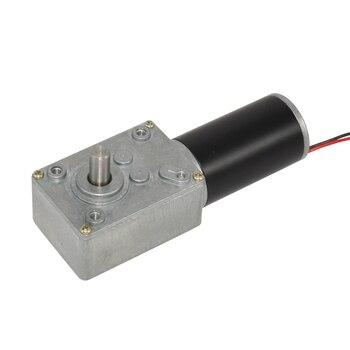 495 Micro Gear Motor DC 24 V 3 5.5 8 10 12 16 20 24 27 30 36 45 50 60 70 80 120 160 200 220 250 280 Rpm (Kecepatan Opsional)