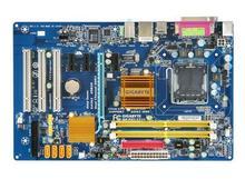 100% первоначально для настольных пк gigabyte ga-p31-es3g ddr2 lga775 все твердотельные конденсаторы p31-es3g gigabit ethernet материнская плата