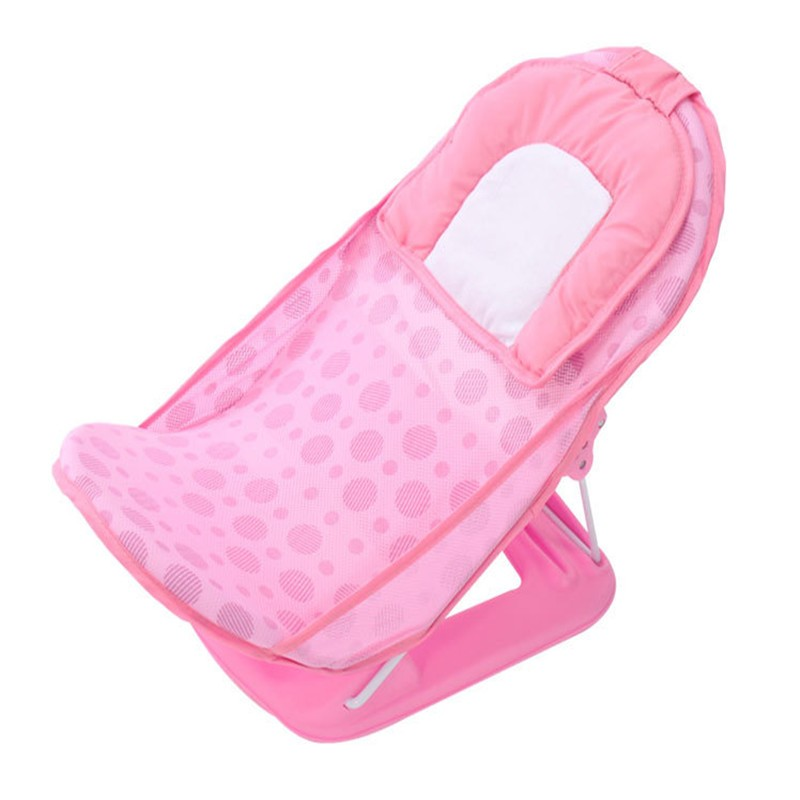 Brand New Arrival Baby Folding Bath Chair With a Bath Pillow Infant ...