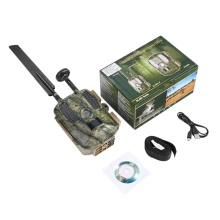 Hunting Camera Gps Wireless 4G Fdd Lte Remote App Control Camo Hunting Game Trail Camera Wildlife Photo Trap 4G 3G Hd