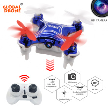 Global Drone GW009C-1 RC Helicopter Quadcopter Dron Altitude Hold Micro Drone Quadrocopter Mini Drone with Camera HD VS S9 E59