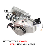 49cc engine with gearbox of mini dirt bike off road bike for kids moto brand name KXD LIYA HIGHPER