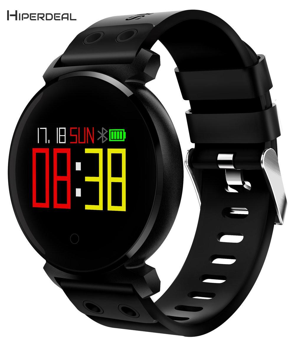 HIPERDEAL K2 Smart Bracelet Sommeil de Fréquence Cardiaque Surveillance de la Pression Artérielle De Mode Multifonctionnel Montres Intelligentes JANN23 D30