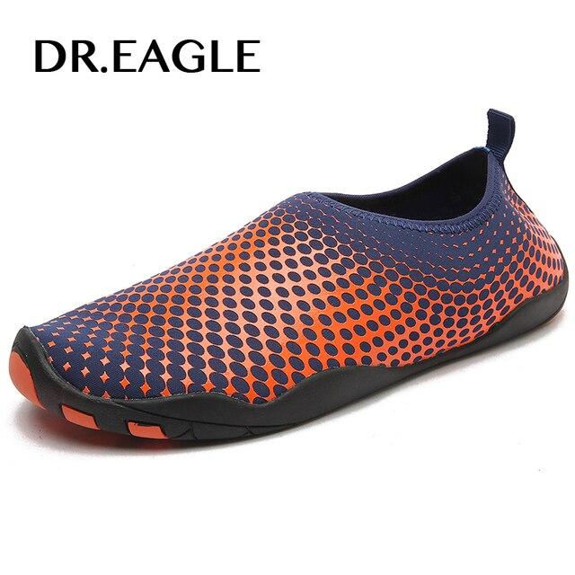 63ea0e2eeb86 EAGLE Men Women Barefoot Stockings Skin slippers Beach swimming shoes Pool  GYM fitness Aqua Water shoes yoga Slipper No Surf