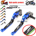 Motorcycle Accessories CNC Adjustable Folding Extendable Brake Clutch Levers fits For BMW S1000RR 2010 2012 2013 2014 2015 2016