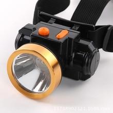 Rechargeable Led Headlight Outdoor Lighting Torch Lamp Hunting Headlamp Waterproof Battery 18650 Flashlight Head цена