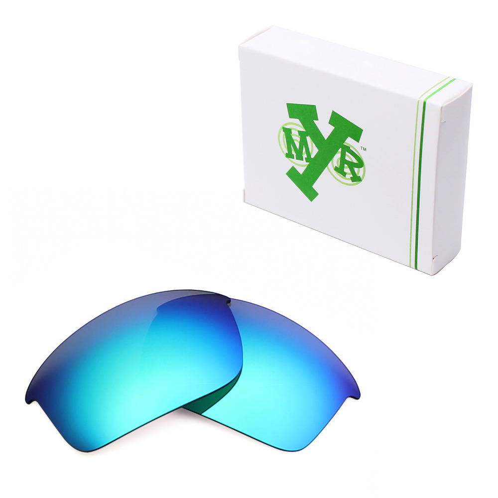 12b71852f27 Mryok POLARIZED Replacement Lenses for Oakley Bottle Rocket Sunglasses Emerald  Green