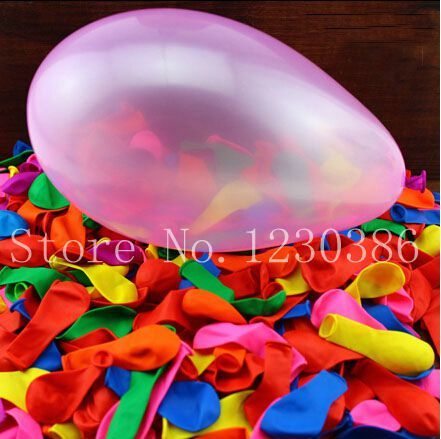 100Pcs/lot Plain Latex Balloon Inflatable Balls Orbs for Home Birthday Parties Wedding Engagements Marriage Decoration