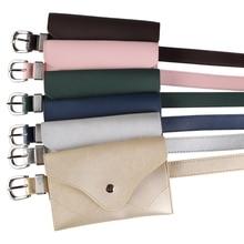 THINKTHENDO Новая мода талии Фанни сумка на пояс Чехол Путешествия Хип Бум Сумка для женщин маленький кошелек