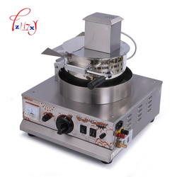 220v Commercial Home use Hot Air Popcorn Maker popcorn machine VBG-701 Electric gas Commercial popcorn machine 1pc