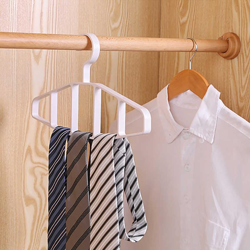 5 الشبكة/15 الشبكة وشاح تخزين شماعات متعددة الوظائف رف التعادل حزام جوارب شنقا المنزلية والأوشحة الحرير منشفة حامل