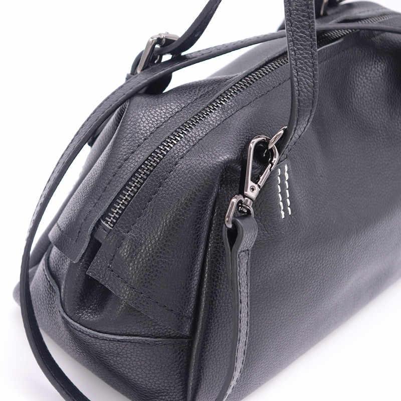 Женская сумка-мессенджер WOHENRED, из натуральной кожи, 2019