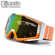 BJMOTO NEW Outdoor Ski Snowboard Airsoft Paintball Protective Glasses Motocross Off-Road Motorcycle Riding Goggles Eyewear