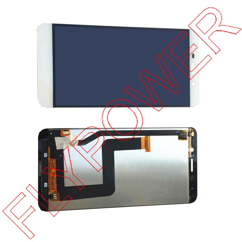 ФОТО For Letv Le one Pro X800 LCD Screen display With Touch Screen Digitizer Assembly white by Free Shipping