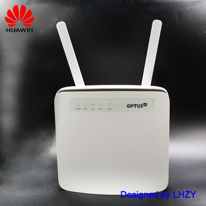 Unlocked Huawei E5186 E5186s 61a with antennas FDD 700 1800 2600MHz TDD 2300Mhz wireless 4g 300M