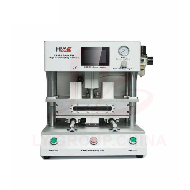TBK 15 pouces T17 professionnel OCA vcacuum plastifieuse machine pour écrans de téléphone dur à dur type réparation lcd
