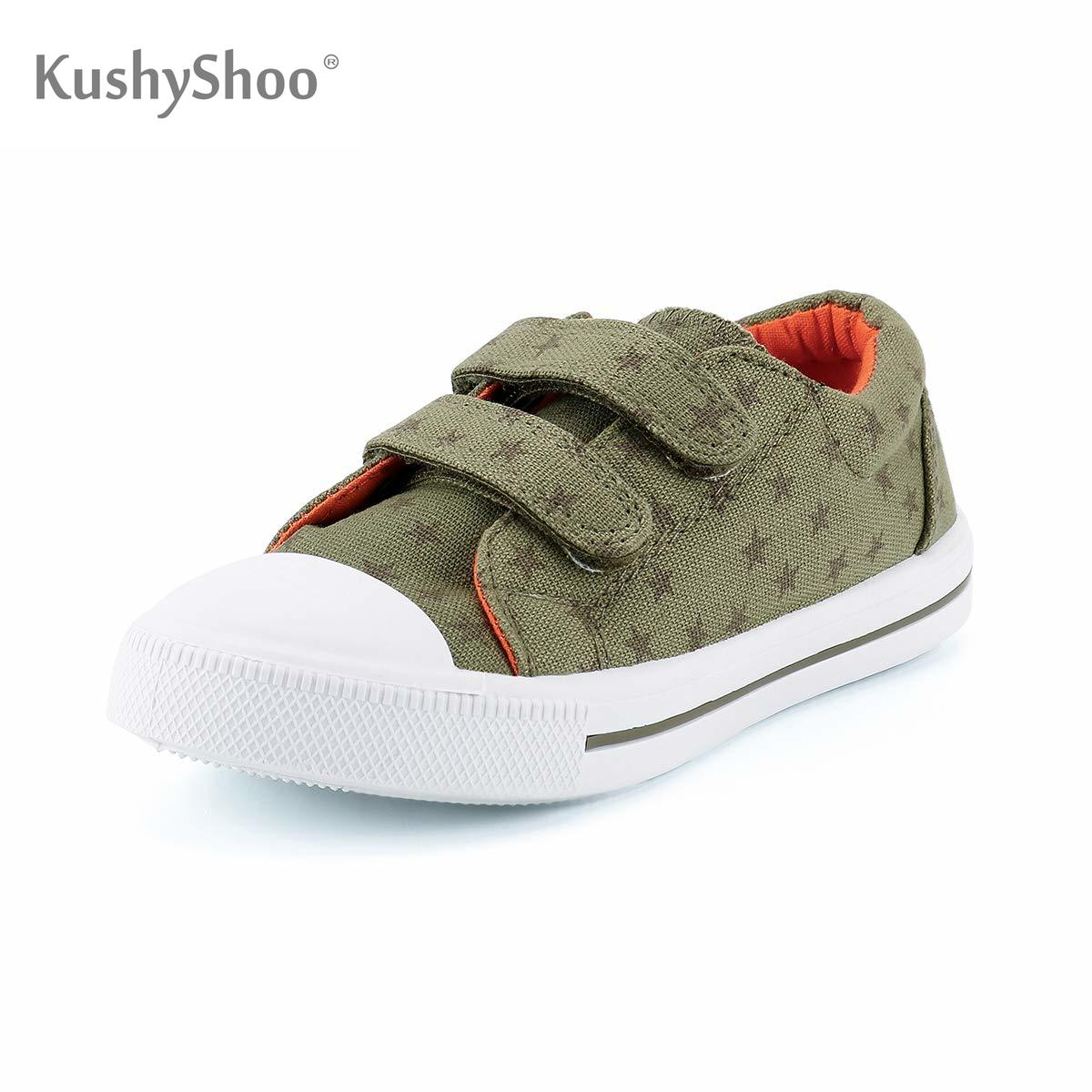 KushyShoo Kids Shoes Children Boys Sport Trainers Shoes Casual Baby School Flat Sneaker Girls Sneaker Toddler Canvas Shoes