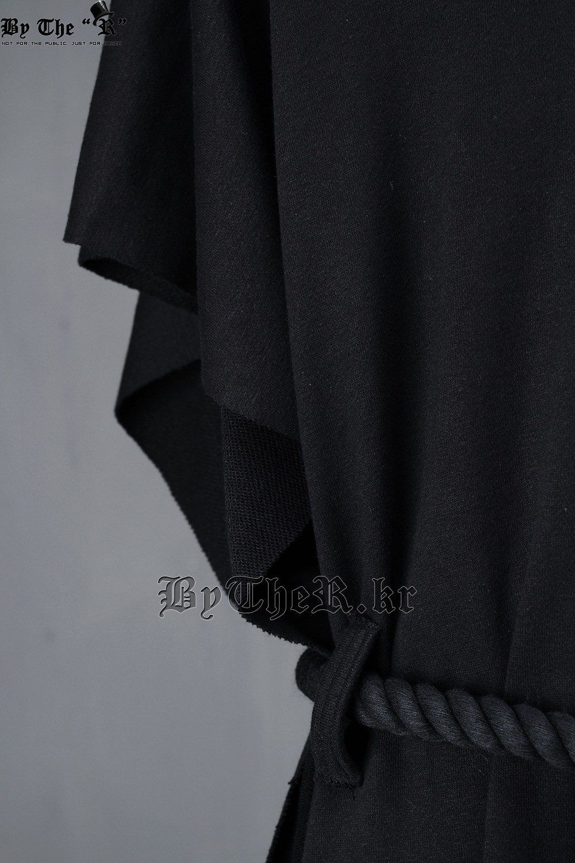 Novi moški pulover s kapuco plašč moški Street Fashion kratki - Moška oblačila - Fotografija 2