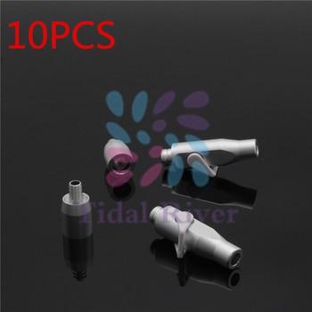 Dentist Lab Weak Saliva Ejector Suction Valves SE/HVE Tip Weak Adaptor 10Pcs
