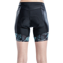 Women Gel Pad Shockproof Cycling Shorts