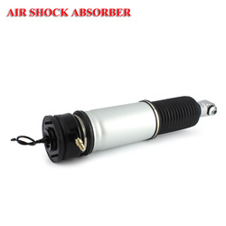 Tylny lewy z czujnikiem zawieszenia amortyzator powietrza jazdy tłok pneumatyczny dla BMW E65 E66 745 750 760 37126785535