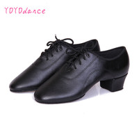 Men boys size 28 44 High Quality White Black Men's Ballroom Dance Shoes Salsa Tango Dance Shoes Latin Dance Shoes Men 7330