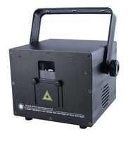 3 W Mini rvb couleur laser lumière automatique son DMX ILDA 256 modèles carte SD
