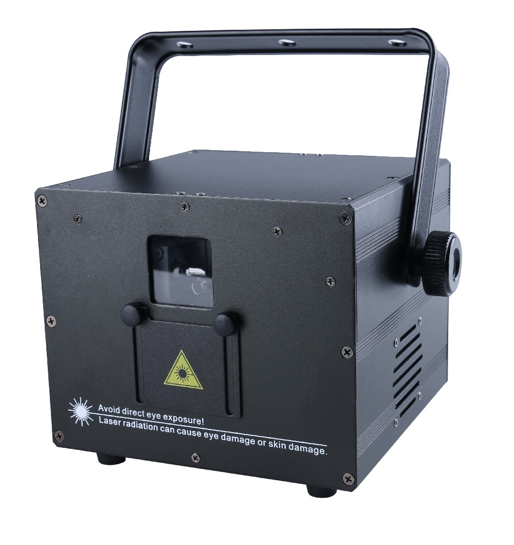 3W Mini RGB full color laser light   Auto Sound  DMX  ILDA 256 patterns