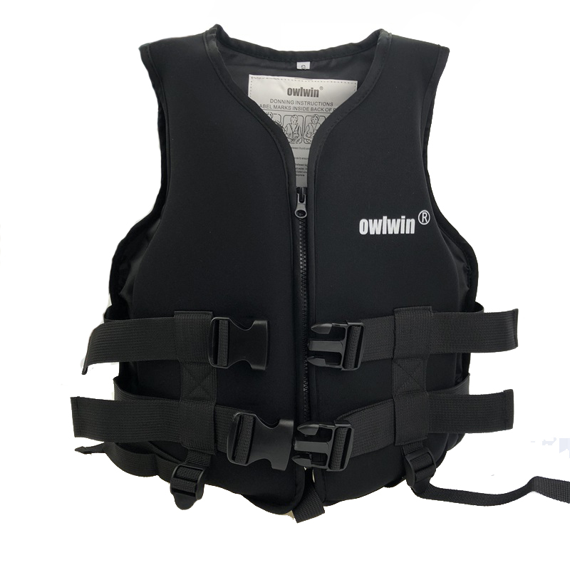 Wholesale lifejackets, adult children, buoyancy vests, floating clothes, fishing boats, drifting flood surfing life vest.
