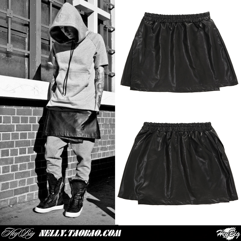 Leather Skirts For Men